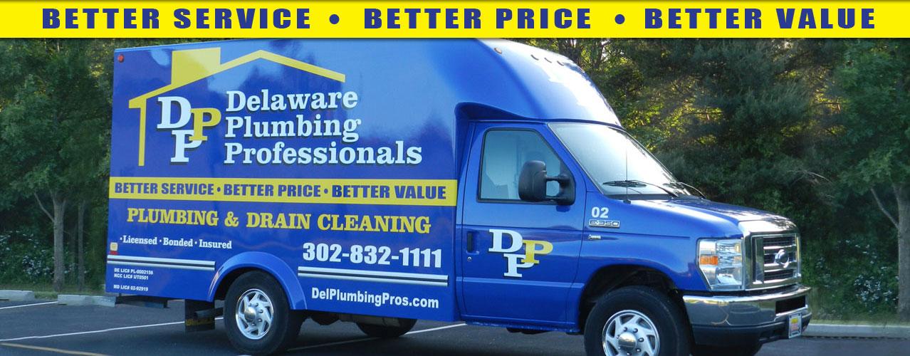 Delaware Plumbing Professionals